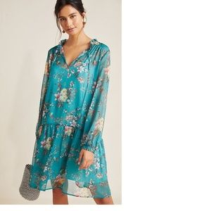 ANTHROPOLOGIE Emmy Tunic new